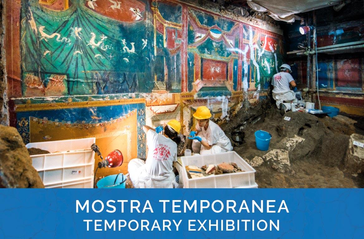 MOSTRA TEMPORANEA La Villa Romana di Positano Storia di una scoperta archeologica e del suo Museo